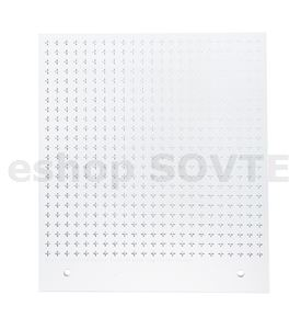 Primera Eddie Manual Tray 12 cm square - Base Grid 5 mm x 5 mm
