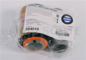 Fargo 084010 YMC HDP Full-color ribbon - 700 images
