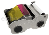 Fargo 44200 Ribbon YMCKO Cartridge - 250 images