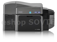 FARGO DTC1250 Dual-Side full-color printer