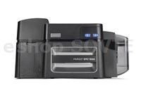 FARGO DTC1500 dual-sided card printer