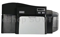 DTC4250e, Base Model, USB Printer, Dual Side