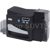 FARGO DTC4500e Single-Side printer with Dual-Input Card Hopper