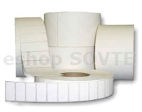 "3/6"" DTM Poly White Gloss 3x5"" (76x127mm), 500x"